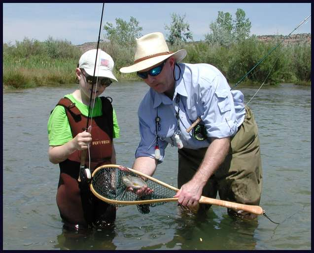 Pro fly fishers durango colorado fishing schools for Durango co fly fishing